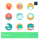 Resource: Flat Icon Free Icons