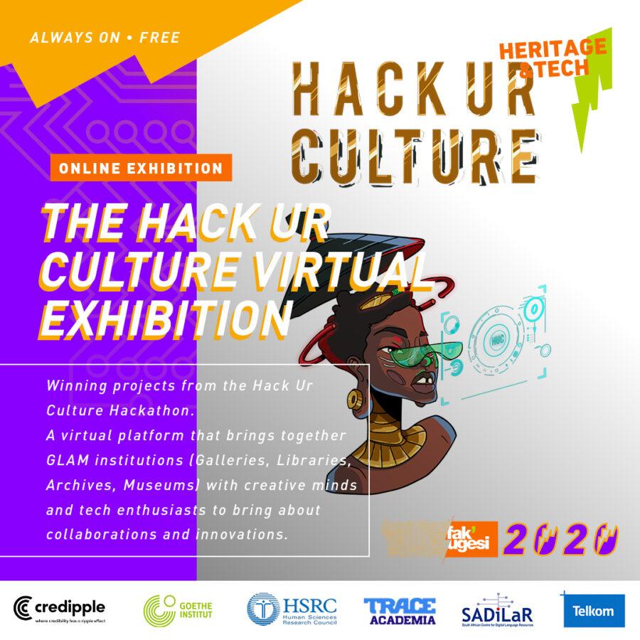 Fakugesi Poster - Hack Ur Culture